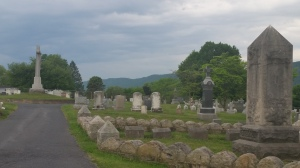 Cemetery in Bellefonte